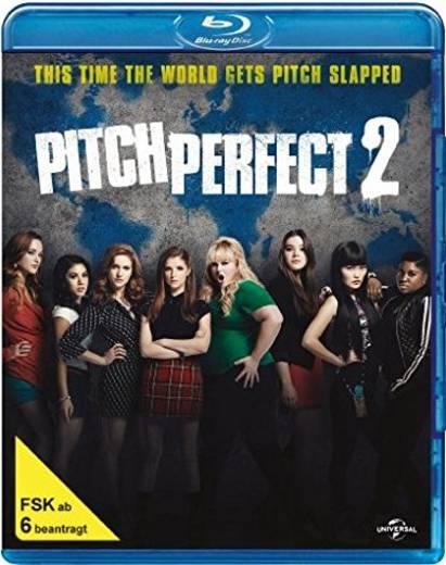 blu-ray Pitch Perfect 2 FSK: 6