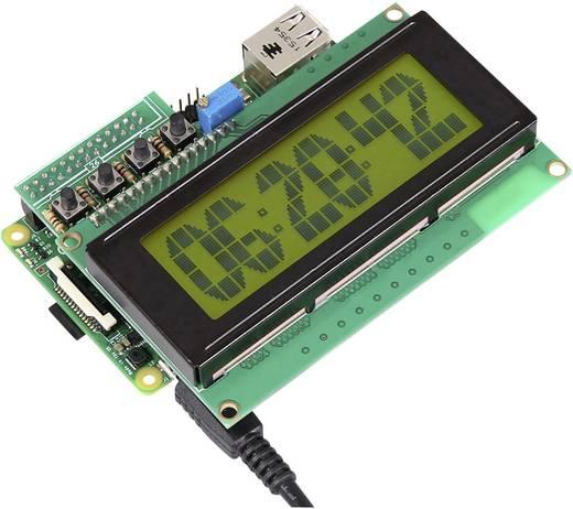 Raspberry Pi® Display-Modul Schwarz RB-LCD20x4 Raspberry Pi® A, B, B+, Raspberry Pi®