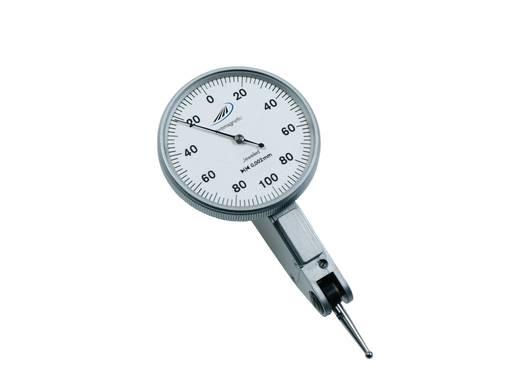 Fühlhebelmessgerät 0.2 mm Helios Preisser 0715303 Ablesung: 0.002 mm Kalibriert nach DAkkS