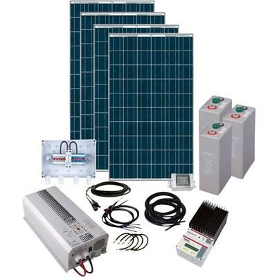 phaesun solar rise eight 600281 solar set 1000 wp inkl. Black Bedroom Furniture Sets. Home Design Ideas
