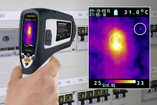 Laserliner ThermoVisualizer Plus Wärmebildkamera -20 bis +250 °C 9 Hz