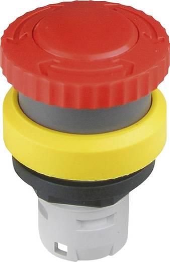 Not-Aus-Schalter überlistungssicher Rot, Gelb Drehentriegelung Schlegel RKVGB 1 St.