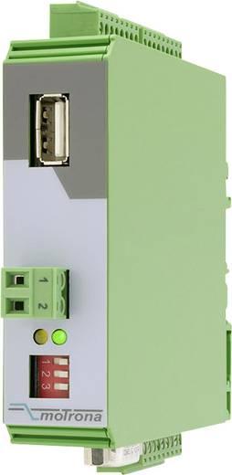 Pegelwandler Motrona UZ210 Anzahl Relais-Ausgänge: 1 Anzahl analoge Eingänge: 1