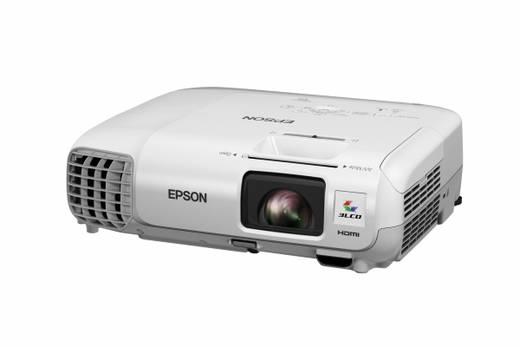 LCD Beamer Epson EB-X27 Helligkeit: 2700 lm 1024 x 768 XGA 10000 : 1 Weiß