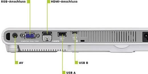DLP Beamer Casio XJ-A247 Helligkeit: 2500 lm 1280 x 800 WXGA 2000 : 1 Weiß