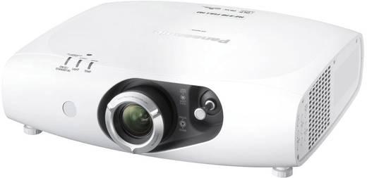 DLP Beamer Panasonic PT-RZ370E Helligkeit: 3500 lm 1920 x 1080 HDTV 10000 : 1 Weiß