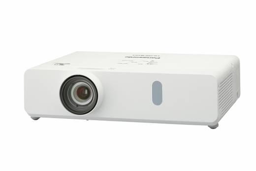 LCD Beamer Panasonic PT-VW350E Helligkeit: 4000 lm 1280 x 800 WXGA 12000 : 1 Weiß