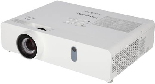 LCD Beamer Panasonic PT-VX425NE Helligkeit: 4500 lm 1024 x 768 XGA 10000 : 1 Weiß