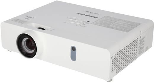Panasonic Beamer PT-VX425NE LCD Helligkeit: 4500 lm 1024 x 768 XGA 10000 : 1 Weiß