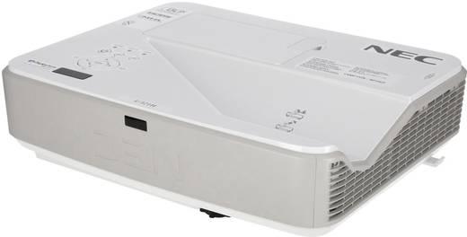 DLP Beamer NEC U321Hi Multitouch Helligkeit: 3200 lm 1920 x 1080 HDTV 10000 : 1 Weiß