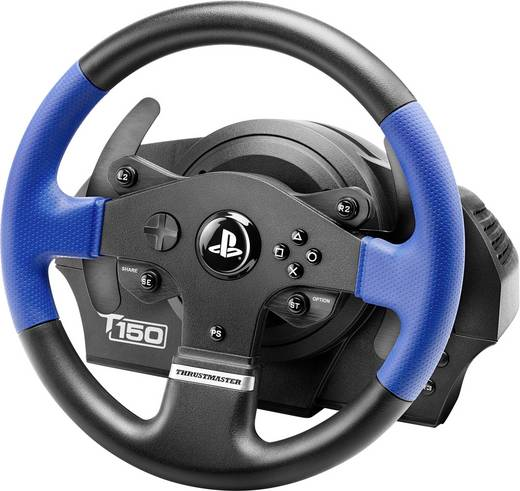 thrustmaster t150 rs force feedback lenkrad usb 2 0. Black Bedroom Furniture Sets. Home Design Ideas