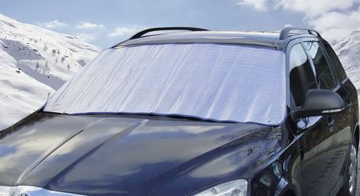 Scheibenabdeckung aluminiumbeschichtet, Diebstahlschutz (B x H) 150 cm x 95 cm DINO Aluminium (poliert)