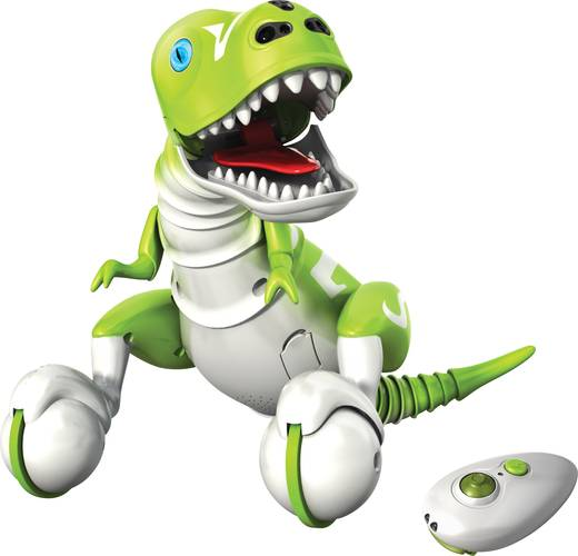 Spielzeug Roboter Spin Master Zoomer Dino 6022356