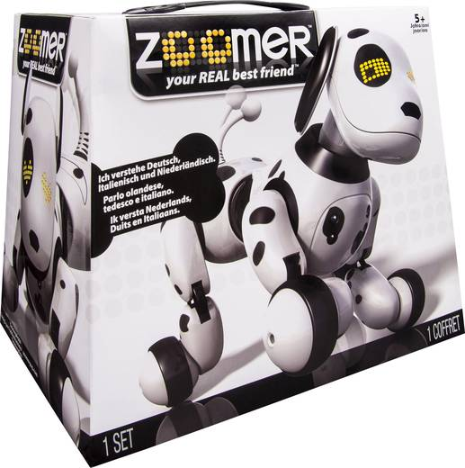 Spielzeug Roboter Spin Master Zoomer™ 2.0 6024956