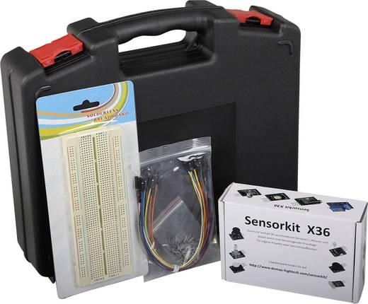 Sensorkit Sensor Kit SKA-36 Passend für (Arduino Boards): Arduino, Arduino UNO, Raspberry Pi