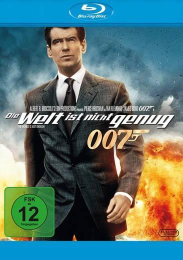 blu-ray James Bond 007 Die Welt ist nicht genug FSK: 12