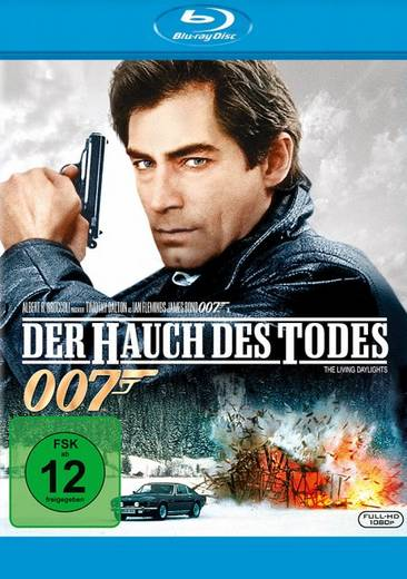 blu-ray James Bond 007 Der Hauch des Todes FSK: 12