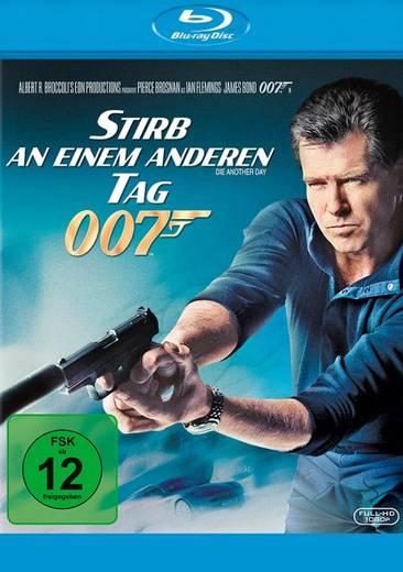 blu-ray James Bond 007 Stirb an einem anderen Tag FSK: 12