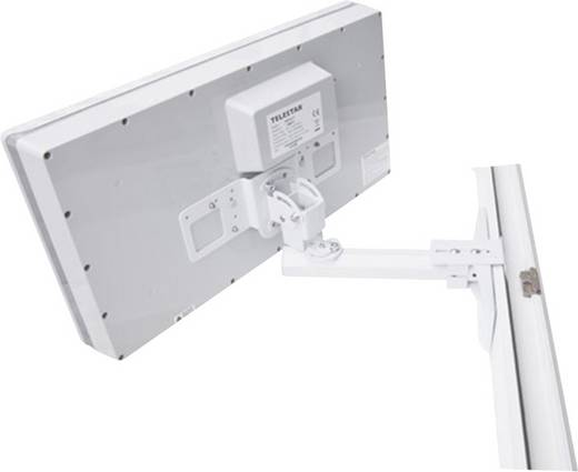 sat antenne telestar digiflat 1 flachantenne hellgrau kaufen conrad. Black Bedroom Furniture Sets. Home Design Ideas