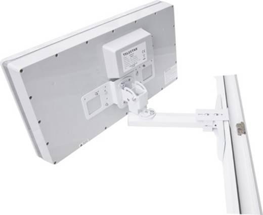 telestar digiflat 4 sat antenne hellgrau kaufen. Black Bedroom Furniture Sets. Home Design Ideas