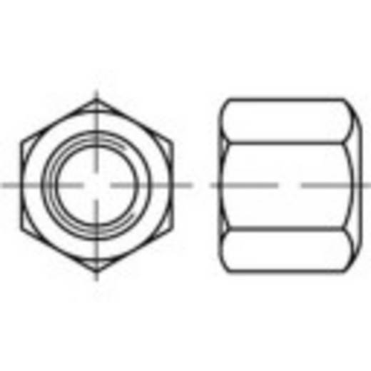 TOOLCRAFT 138153 Sechskantmuttern M18 DIN 6330 Stahl galvanisch verzinkt 25 St.