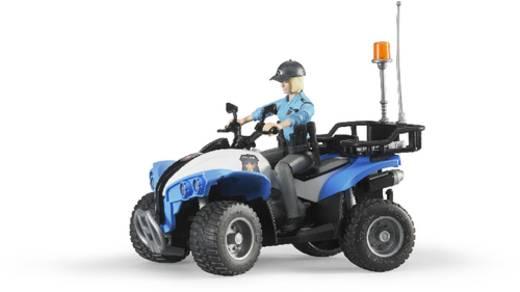 Bruder Polizei Quad mit Polizistin und Ausst.