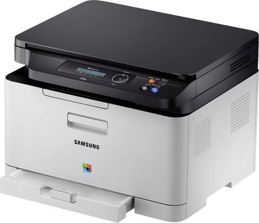 samsung xpress c480 farblaser multifunktionsdrucker a4 drucker scanner kopierer kaufen. Black Bedroom Furniture Sets. Home Design Ideas