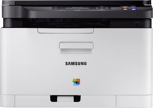 samsung xpress c480w farblaser multifunktionsdrucker a4 drucker scanner kopierer lan wlan nfc. Black Bedroom Furniture Sets. Home Design Ideas