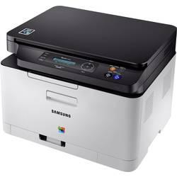 Barevná laserová multifunkční tiskárna Samsung Xpress C480W, LAN, Wi-Fi, NFC