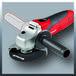 Winkelschleifer 115 mm 500 W Einhell TC-AG 115 4430618