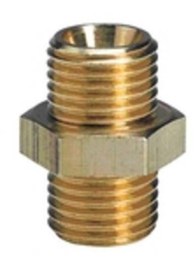 "Druckluft-Doppelnippel Einhell R1/4"" AG"