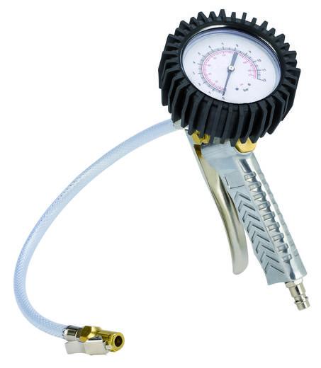 Druckluft-Reifenfüller 8 bar Einhell Kalibriert nach: Werksstandard (ohne Zertifikat)