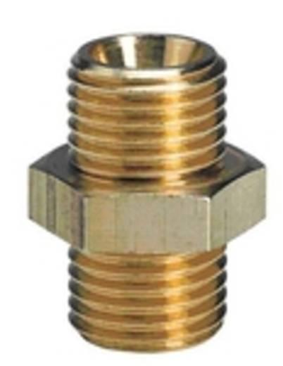 "Druckluft-Doppelnippel Einhell R3/8"" AG"