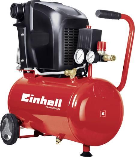 Druckluft-Kompressor 24 l 8 bar Einhell TE-AC 230/24