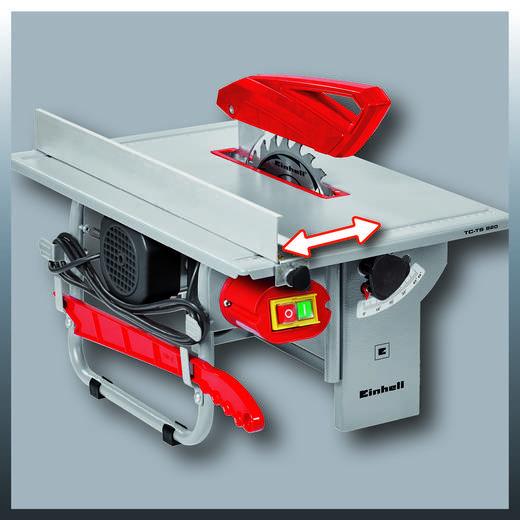 Einhell TC-TS 820 Tischkreissäge 200 mm 16 mm 800 W 230 V