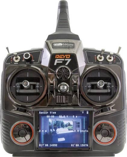 XciteRC QR X350 Pro Quadrocopter RtF First Person View, Kameraflug, Profi, GPS-Funktion