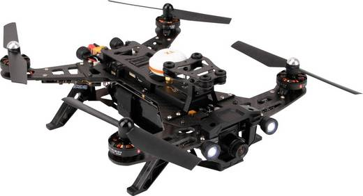 Walkera Runner 250 Race Copter RtF Profi, Kameraflug, FPV Race