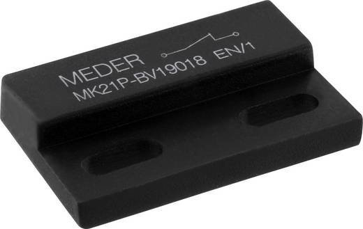 Permanent-Magnet Rechteckig AlNiCo Grenztemperatur (max.): 450 °C StandexMeder Electronics M21P/2