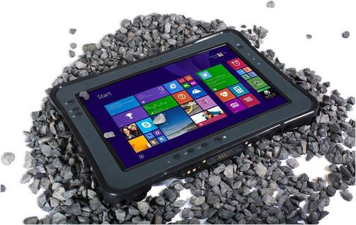 Terra PAD Industry 1090 Windows®-Tablet 25.7 cm (10.1 Zoll) 128 GB Wi-Fi Schwarz Intel Core i5 2.90 GHz Dual Core
