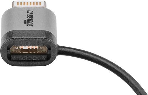 Cabstone iPod/iPhone/iPad Ladekabel/Datenkabel [1x USB 2.0 Stecker A - 2x USB 2.0 Stecker Micro-B, Apple Lightning-Steck