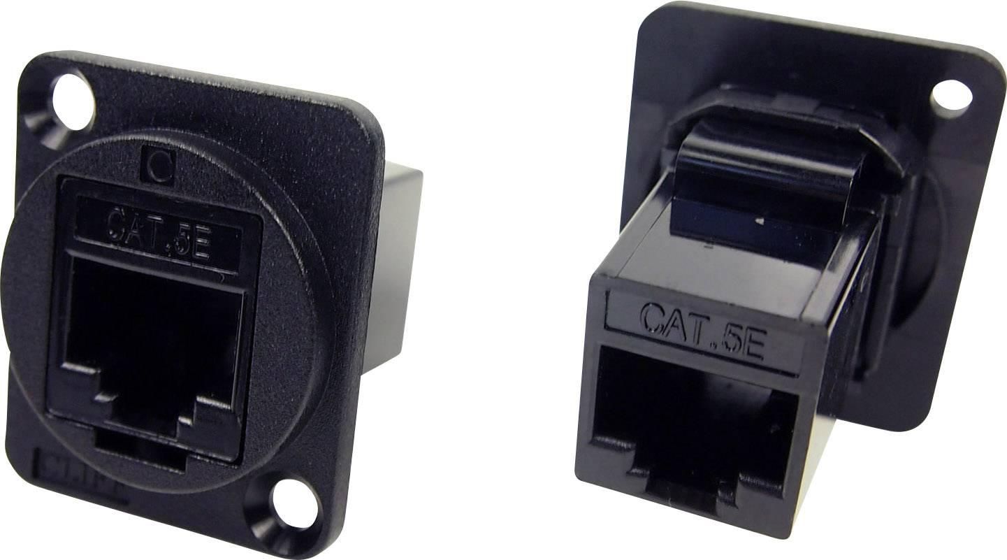XLR Adapter UTP RJ45 Cat5e Adapter Einbau CP30220MB  Cliff Inhalt 1 St.