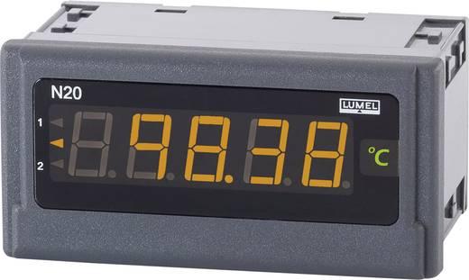 Lumel N20 5100008 Digitales Einbaumessgerät 4 - 20 mA/DC Einbaumaße 96 x 48 mm