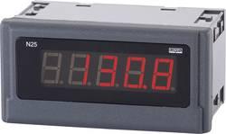 Digitální vestavný měřicí přístroj Lumel N25 S250000E0 4 - 20 mA/DC