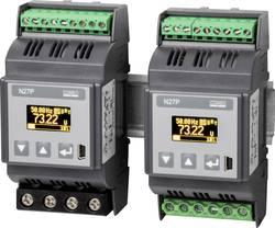 Digitální multimetr na DIN lištu Lumel N27P 1100E0 5 - 480 V 0 005 - 6 A 45 - 100 Hz ±2,88 KW