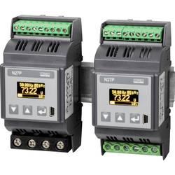 Digitálny multimeter na DIN lištu Lumel N27P 1100E0 5 - 480 V0,005 - 6 A45 - 100 Hz± 2,88 kW
