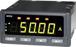 Programovatelný, vestavný měřicí přístroj pro procesní signály, termočlánky a teplotní čidla. Lumel N30U 120000E0