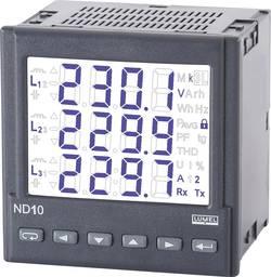 Programovatelný 3fázový multimetr Lumel ND10 22000E0