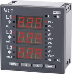 Programovatelný 3fázový multimetr Lumel N14 22008