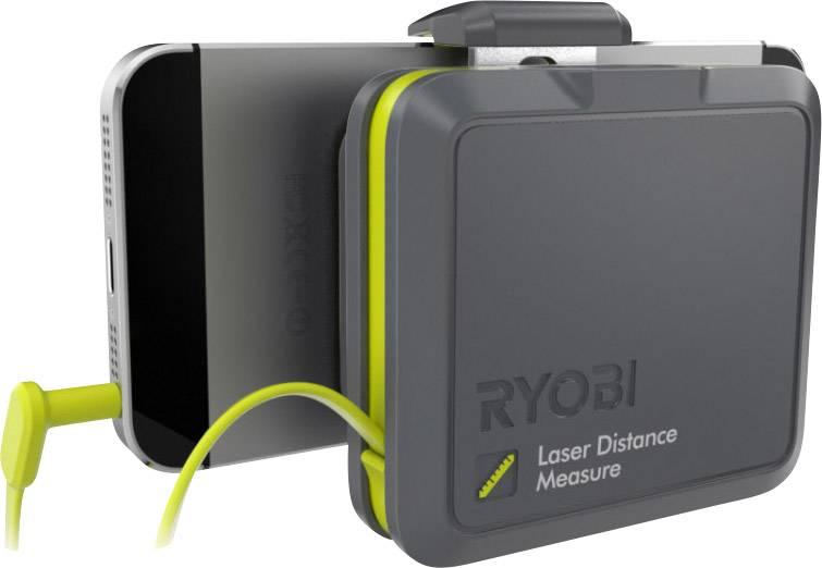 Ryobi rpw laser entfernungsmesser messbereich max m
