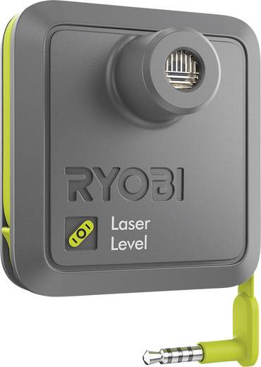 Smartphone-Kreuzlinienlaser Ryobi RPW-1650 Kalibriert nach: Werksstandard (ohne Zertifikat)